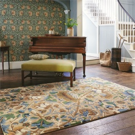 William Morris Matta Lodden Manilla art. 27801 Fyra storlekar