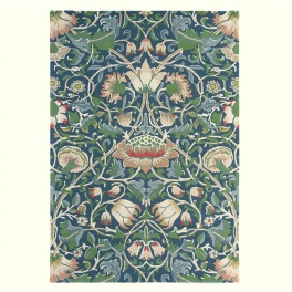 William Morris Matta Lodden 27808 Indigo/Mineral PER M²