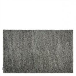 Designers Guild Matta MAYFAIR-GRAPHITE RUGDG0385-86 (Två storlekar) (FRI FRAKT)