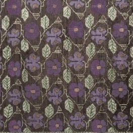 Royal Collection Matta James Ii Tapestry - Amethyst PER m² BSRUGRC/0099 (FRI FRAKT)