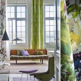 Designers Guild Tygkollektion JARDIN DES PLANTES möbel/gardin (12 tyger men i många färgställningar)
