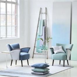 Designers Guild Tygkollektion SCALA möbel/gardin (1 tyg 34 färger)