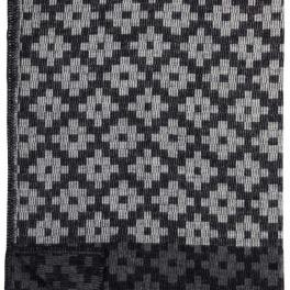 Klippans Yllefabrik Filt Marrakech-Grå art.2264-01 (2-Pack)