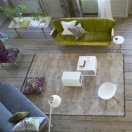 Designers Guild Matta ROXBURGH - LINEN Tre storlekar RUGDG0417-19 (FRI FRAKT)