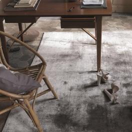 Designers Guild Matta Eberson - Slate Tre storlekar DHRDG0011-12, RUGDG0322 (FRI FRAKT)