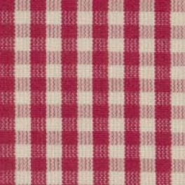 Tyg Berghem. Lillruta färg 236. Bomull 40%, Polyester 40%, Viskos 20%