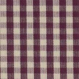 Tyg Berghem. Lillruta färg 238. Bomull 40%, Polyester 40%, Viskos 20%