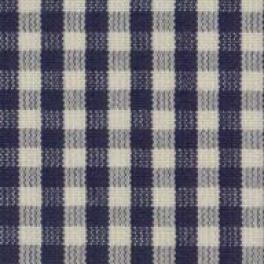 Tyg Berghem. Lillruta färg 256. Bomull 40%, Polyester 40%, Viskos 20%