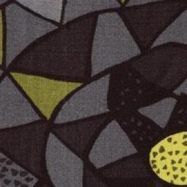 Tyg Oomph Grågul Formgivare: Viola Gråsten 100% lin