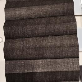 Luxaflex Plségardin mörkläggande bredd 126,9 cm höjd 38 cm Färg Brun
