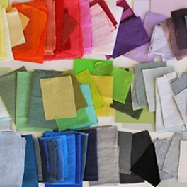 Designers Guild Tygkollektion Brera Lino (71 färger)