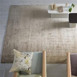 Designers Guild Matta SARAILLE - LINEN Tre storlekar RUGDG0441-43 (FRI FRAKT)