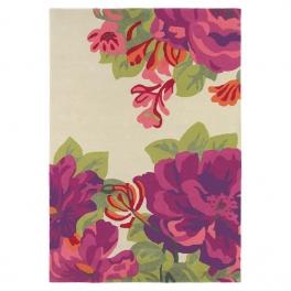 Sanderson Matta Midsummer Rose Crimson 170X240 cm