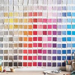 Nyhet ROMO Tygkollektion Linara (360 färger)