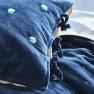 Designers Guild Kuddfodral SEVANTI INDIGO QUDG0116 (65x65 cm) 2-pack