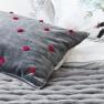 Designers Guild Kuddfodral SEVANTI GRAPHITE QUDG0121 (65x65 cm) 1-pack - Kuddfodral   (ingår kudde)