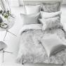 A. Designers Guild Bäddlinne FONTAINEBLEAU SLATE - Påslakan 220x220+två örngott 50x60