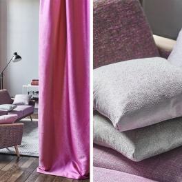 Designers Guild Tygkollektion SESIA Gardintyg (30 färger)