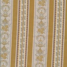 Nevotex Tyg Gustav Färg Guld