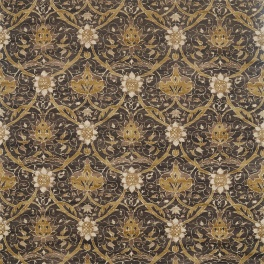 A. Nyhet William Morris Tygkollektion Archive IV - Purleigh Weaves Tyg Montreal 226419