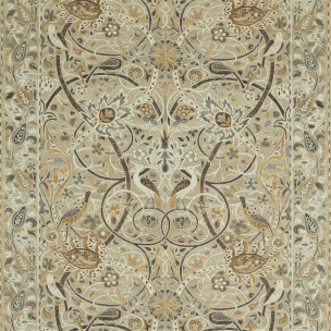 A. Nyhet William Morris Tygkollektion Archive IV - The Collector Tyg Bullerswood 226394