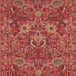 A. Nyhet William Morris Tygkollektion Archive IV - The Collector Tyg Bullerswood 226392