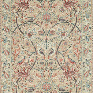 A. Nyhet William Morris Tygkollektion Archive IV - The Collector Tyg Bullerswood 226395