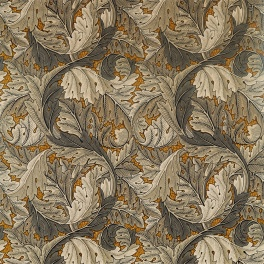 A. Nyhet William Morris Tygkollektion Archive IV - The Collector Tyg Acanthus 226400