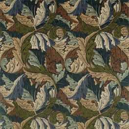 A. Nyhet William Morris Tygkollektion Archive IV - The Collector Tyg Acanthus 226401