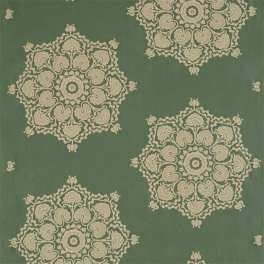 A. Nyhet William Morris Tygkollektion Archive IV - The Collector Tyg Indian Loop 236521