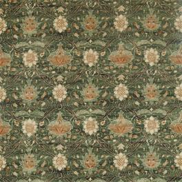 A. Nyhet William Morris Tygkollektion Archive IV - Purleigh Weaves Tyg Montreal Velvet 226391
