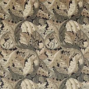 A. Nyhet William Morris Tygkollektion Archive IV - The Collector Tyg Acanthus 226399