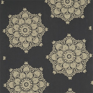 A. Nyhet William Morris Tygkollektion Archive IV - The Collector Tyg Indian Loop 236523
