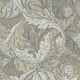 A. Nyhet WILLIAM MORRIS Tapetkollektion Archive IV - The Collector Tapet Acanthus 216441