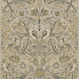 A. Nyhet WILLIAM MORRIS Tapetkollektion Archive IV - The Collector Tapet Bullerswood 216447