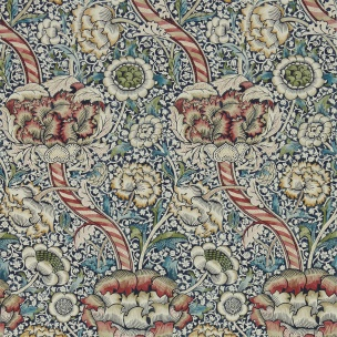A. Nyhet WILLIAM MORRIS Tapetkollektion Archive IV - The Collector Tapet Wandle 216420