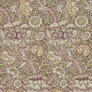 A. Nyhet WILLIAM MORRIS Tapetkollektion Archive IV - The Collector Tapet Wandle 216424