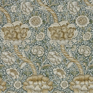 A. Nyhet WILLIAM MORRIS Tapetkollektion Archive IV - The Collector Tapet Wandle 216421
