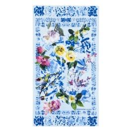 Designers Guild Badhanduk Majolica Cornflower 100x180 cm TOWDG0624 1-PACK