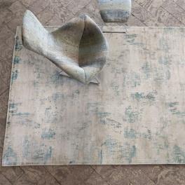 A NYHET Designers Guild Matta Impasto Celadon Tre storlekar RUGDG0495-97 (FRI FRAKT)