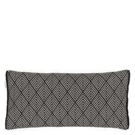A Nyhet Designers Guild Outdoor Kudde Balian Noir CCDG0765 (1-PACK)