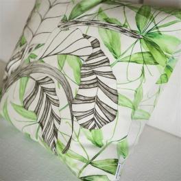 A Nyhet Designers Guild Kudde Palme Botanique Emerald CCDG0744 (1-PACK)