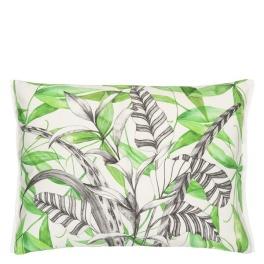 Designers Guild Outdoor Kudde Palme Botanique Emerald CCDG0767 (2-PACK)