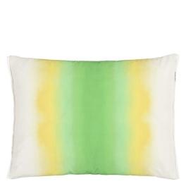 A Nyhet Designers Guild Outdoor Kudde Savoie Lemongrass CCDG0773 (2-PACK)