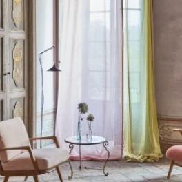 A. Nyhet Designers Guild Tygkollektion Lauziere (2 tyger men i många färgställningar) Extra bred 292 cm