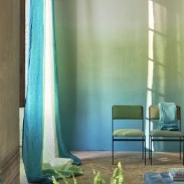 A. Nyhet Designers Guild Tygkollektion Savoie & Vanoise (2 tyger men i många färgställningar) Extra bred 300-305 cm