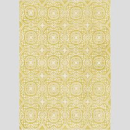 ROMO Handtufftade Mattor Chella Quince 4 storlekar RG2012 (FRI FRAKT)