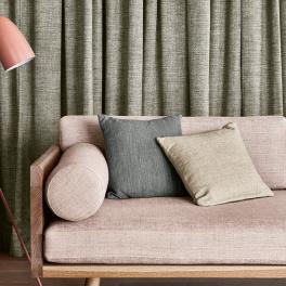 VILLA NOVA Tygkollektion Vigo Semi-Plain Weave (53 färger)