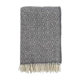 Klippans Yllefabrik Pläd Havanna 2098-05 Grey (1-Pack)
