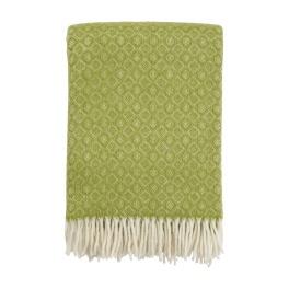 Klippans Yllefabrik Pläd Havanna 2098-02 Green (1-Pack)